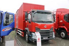 东风柳汽 新乘龙M3中卡 185马力 4X2 6.2米排半厢式载货车(LZ5181XXYM3AB) 卡车图片