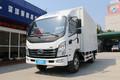 四川现代 致道300M 130马力 4.18米单排厢式轻卡(CNJ5040XXYZDB33V)