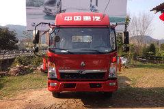 中国重汽HOWO 悍将 170马力 5.2米排半厢式轻卡底盘(ZZ5147XXYH451CE1) 卡车图片