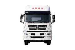 中国重汽 斯太尔D7B重卡 380马力 8X4 9.6米栏板载货车(高顶)(ZZ1313N4661E1N) 卡车图片
