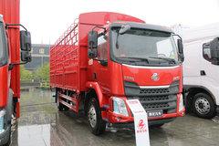 东风柳汽 新乘龙M3中卡 190马力 4X2 6.75米仓栅式载货车(LZ5166CCYM3AB) 卡车图片