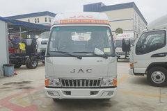江淮 骏铃E3 95马力 3.4米排半栏板轻卡底盘(HFC1040P93K2B4) 卡车图片