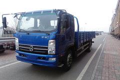 凯马 凯捷 132马力 6.2米排半栏板轻卡(KMC1148LLB48P4) 卡车图片