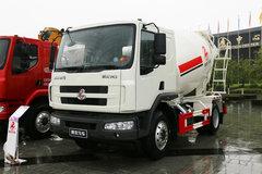 东风柳汽 乘龙M3 130马力 4X2 4方混凝土搅拌车(延龙)(LZL5161GJB)