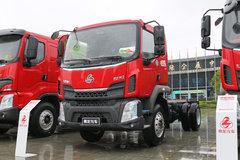 东风柳汽 新乘龙M3 160马力 4X2 4.5米自卸车底盘(LZ3120M3AB)