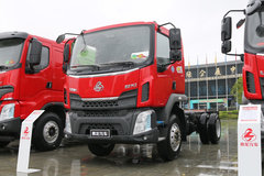 东风柳汽 新乘龙M3 160马力 4X2 4.5米自卸车底盘(LZ3120M3AB) 卡车图片