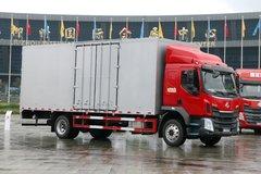 新乘龙M3载货车外观                                                图片