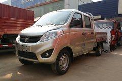 福田 祥菱V1 基本型 1.2L 86马力 汽油 2.1米双排栏板微卡(BJ1036V4AV5-D2) 卡车图片