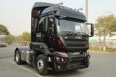 江铃重汽 福特Cargo重卡 365马力 4X2牵引车(SXQ4180J1A2D5) 卡车图片