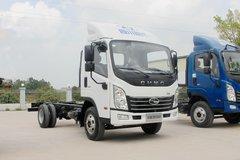 四川现代 致道300M 130马力 4.2米单排轻卡底盘(CNJ1040ZDB33V) 卡车图片