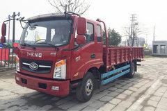 唐骏欧铃 T7系列 156马力 5.33米排半栏板轻卡(ZB1100UPF5V) 卡车图片