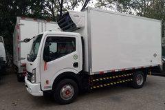 东风 凯普特K6-N 140马力 4.1米单排冷藏车(EQ5041XLC5BDFAC)