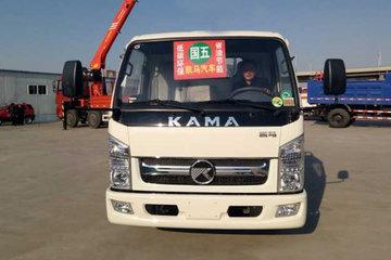 凯马 福运来 87马力 4.2米单排栏板轻卡(KMC1042A33D5)图片