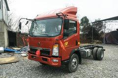 中国重汽HOWO 悍将 129马力 4.2米单排厢式轻卡底盘(ZZ5047XXYF3315E145) 卡车图片