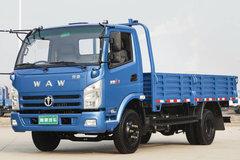 奥驰 A3系列 124马力 4.2米单排栏板轻卡(FD1046W10K) 卡车图片
