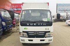 跃进 帅虎H100-28 88马力 3.7米单排厢式轻卡(NJ5041XXYDBDT5) 卡车图片