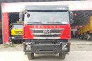 上汽红岩 杰狮C500重卡 450马力 8X4 8.3米自卸车(CQ3316HXVG466L)