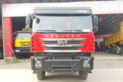 上汽红岩 杰狮C500重卡 390马力 6X4 6米自卸车(CQ3256HTVG424L) 卡车图片