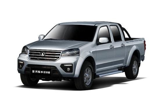 长城 风骏5 2017款 欧洲版 进取型 两驱 2.4L汽油 大双排皮卡