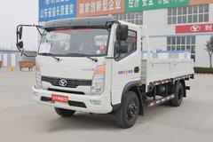 时风 风驰 120马力 4.19米单排栏板轻卡(SSF1041HDJ75) 卡车图片