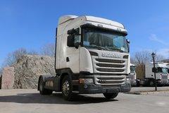 斯堪尼亚 G系列重卡 410马力 4X2牵引车(型号G410) 卡车图片