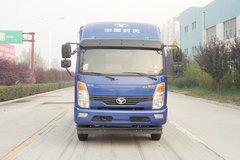 时风 风驰 130马力 3.8米排半仓栅式轻卡(SSF5041CCYDJ75) 卡车图片