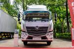 福田 欧马可S5系 170马力 6.8米厢式载货车底盘(BJ5166XXY-A2)图片