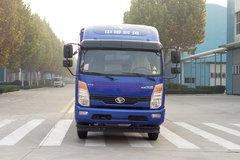 时风 风驰 120马力 3.8米排半仓栅式载货车(SSF5081CCYHJ75-X) 卡车图片