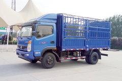 时风 风驰 120马力 4.15米单排仓栅式载货车(SSF5081CCYHJ75-X) 卡车图片