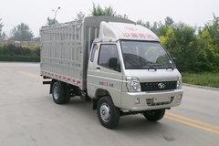 时风 风菱 1.3L 87马力 汽油 3.055米排半仓栅式微卡(SSF5030CCYCJB2) 卡车图片