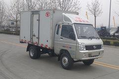 时风 风菱 1.3L 87马力 汽油 2.99米排半厢式微卡(SSF5030XXYCJB2) 卡车图片