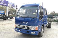 江淮 骏铃E3 95马力 3.2米双排厢式轻卡底盘(HFC5041XXYR93K4C2) 卡车图片