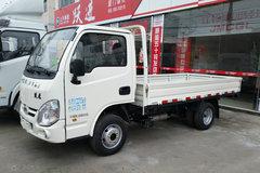 跃进 小福星S50Q 2.2L 82马力 柴油 3.4米单排栏板微卡(NJ1031PBBNZ1) 卡车图片