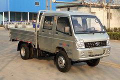 时风 风菱 1.3L 87马力 汽油 2.475米双排栏板微卡(SSF1030HCWB2) 卡车图片