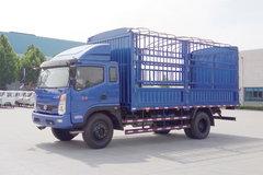 时风 风驰 143马力 5.69米排半仓栅式轻卡(SSF5101CCYHP88) 卡车图片