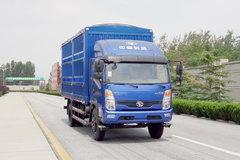 时风 风驰 143马力 5.69米排半仓栅式载货车(SSF5152CCYJP88) 卡车图片