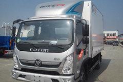 福田 奥铃CTS 143马力 3.8米排半厢式轻卡(BJ5048XXY-FA) 卡车图片