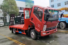 凯马 凯捷 116马力 4X2 平板运输车(KMC5046TPBA33D5)