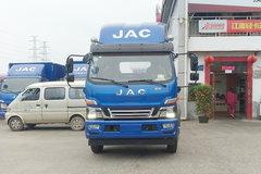 江淮 骏铃V9 168马力 6.8米厢式载货车(HFC5160XXYP91K1E1V) 卡车图片