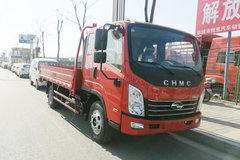 现代商用车 致道300M 130马力 3.85米排半栏板轻卡(CNJ1040ZDB33V) 卡车图片