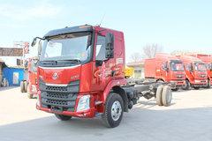 东风柳汽 新乘龙M3中卡 190马力 4X2 6.8米载货车底盘(LZ1166M3ABT) 卡车图片