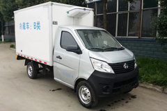长安商用 星卡 98马力 4X2 冷藏车(湖北程力-程力威牌)(CLW5020XLC5)