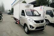 福田 祥菱 112马力 4X2 3米冷藏车(BJ5036XLC-A1)