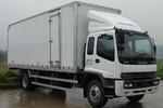 庆铃 FTR系列中卡 205马力 4X2 7.55米厢式载货车(QL5160XXYVRFR)图片