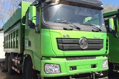 陕汽重卡 德龙X3000 城建加强版 375马力 6X4 5.6米 自卸车(SX32506B384J1) 卡车图片