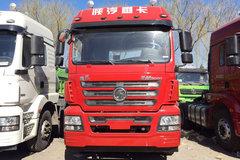 陕汽重卡 德龙新M3000 375马力 6X4牵引车(SX4250MB4)