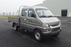 现代商用车(原四川现代) 瑞宝 1.3L 87马力 汽油 2.6米双排栏板微卡(CNJ1030RS30V) 卡车图片