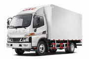 江淮 骏铃V3 109马力 4.15米单排厢式轻卡(HFC5041XXYP93K4C2V)