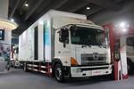 广汽日野 700系列重卡 265马力 4X2 9.7米厢式载货车(YC5180XXYFH8JW5)