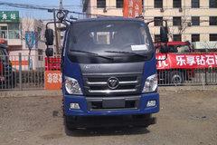 福田 瑞沃金刚 129马力 4X2 4.1米单排栏板载货车(BJ2045Y7JEA-3) 卡车图片